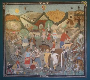 Millennium Mosaic